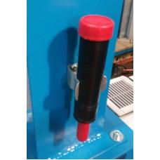 Шприц-масленка для зиг-машины с креплением